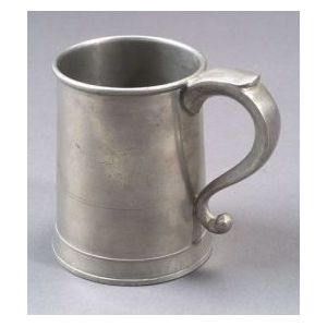 Pewter Pint Mug