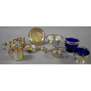 Group of Assorted Sterling Items