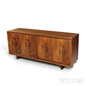 George Nakashima Chest of Drawers