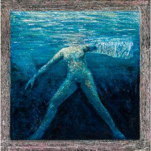 Richard Wilson (American, 20th Century)    Overboard