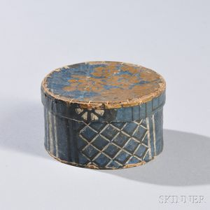 Round Wallpaper Box