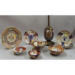 Ten Pieces of Asian Porcelain