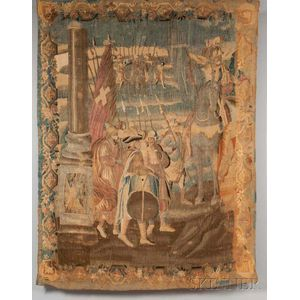 Aubusson Tapestry Fragment