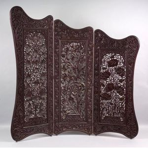 Rosewood Screen