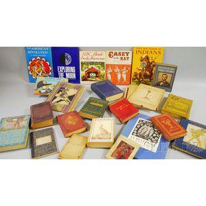 Childrens Books, One Box.