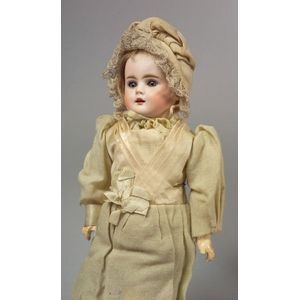 Bahr & Proschild 224 Bisque Head Doll
