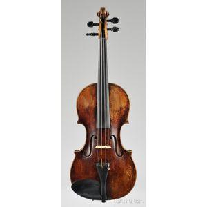 Tyrolean Violin, c. 1840