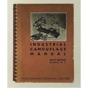 R. B. Kitaj (American, b. 1932)  Industrial Camouflage Manual.