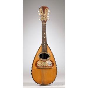 Italian Mandolin, Naples, c. 1880