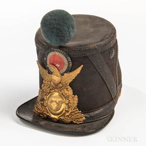 French Imported Model 1860 Shako