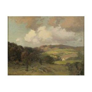 William Jurian Kaula (1871-1953)  Danville Hills, Vermont