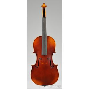 Modern German Violin, Ernst Heinrich Roth Workshop, c. 1970