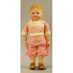 Martha Chase Cloth Girl Doll