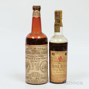Mixed Bitters, 1 21 oz bottle 1 11.5 oz bottle