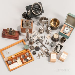 Hamilton Watch Co. Factory Tools and Tooling