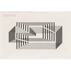 Josef Albers (German/American, 1888-1976)      Interim