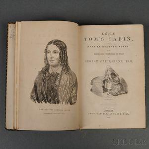 Stowe, Harriet Beecher (1811-1896) Uncle Tom
