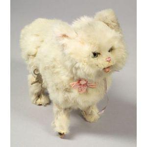 Roullet et Decamps Walking Cat Automaton