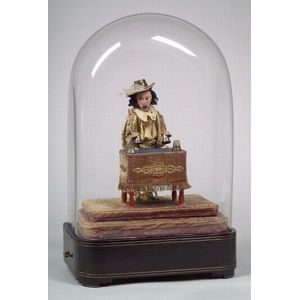 Rare Early Magician Automaton by Théroude