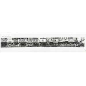 Dan Weaks (American, 20th Century)      West 42nd St/Btwn 7th-8th Ave
