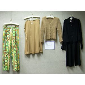 Group of Miscellaneous Designer Clothing