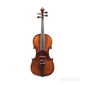 German Half Size Violin