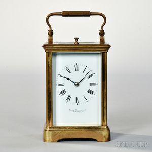 Petite Sonnerie Carriage Clock