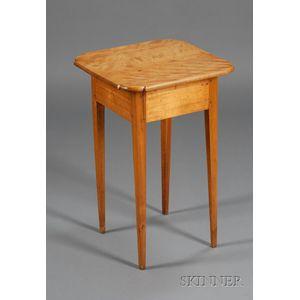 Federal Wavy Birch Table