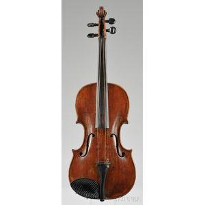 Klingenthal Violin, c. 1860