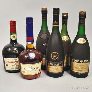 Mixed Cognac, 6 bottles