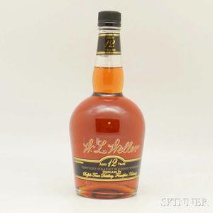 WL Weller 12 Years Old, 1 750ml bottle
