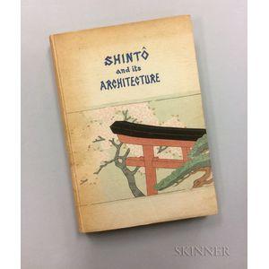 Akiyama, Aisaburo, and Kawase Hasui, Shinto and its Architecture