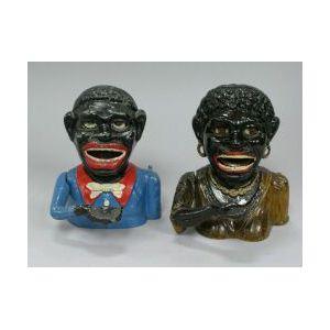 Two Black Banks