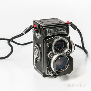 """Rollei """"2.8F"""" TLR Camera"""