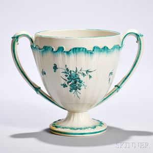 Wedgwood Pearlware Two-handled Cup