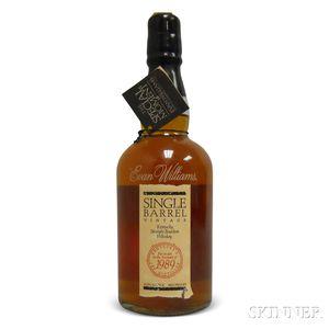 Evan Williams Single Barrel 1989, 1 750ml bottle