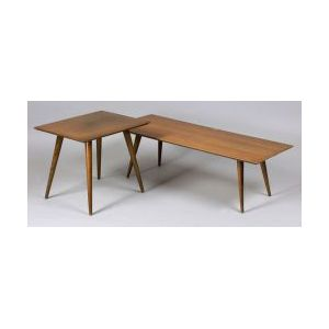Paul McCobb Coffee Table and Low Table.