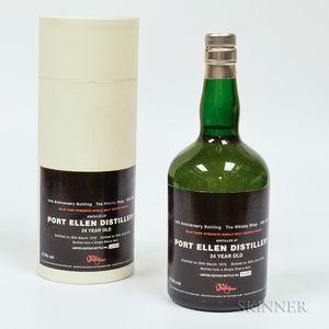 Port Ellen 24 Years Old 1978, 1 70cl bottle (ot)