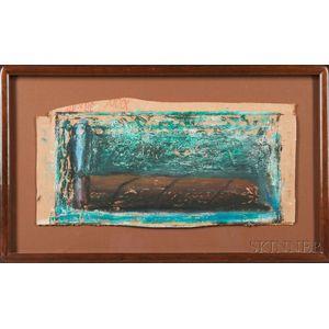 Aaron Fink (American, b. 1955)    Cigar