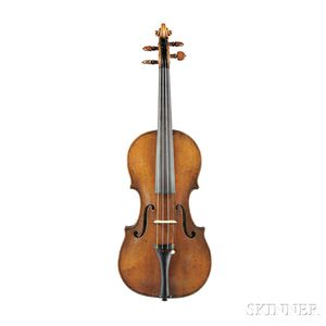 Modern Italian Violin, Gaetano Sgarabotto, Milan, c. 1920