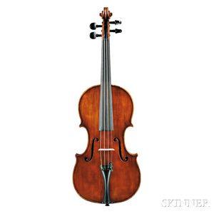 Modern Italian Violin, School of Michelangelo Puglisi, Catania, c. 1917