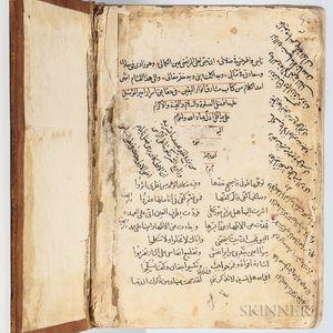 Sheikh Hafiz Borsi (d. 1392 AD or 1394 AD) Mashariq al-Anwar fi Asrar-e Amir Almo