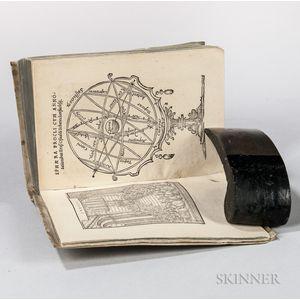Honter, Johannes (1498-1549) De Cosmographiae Rudimentis.