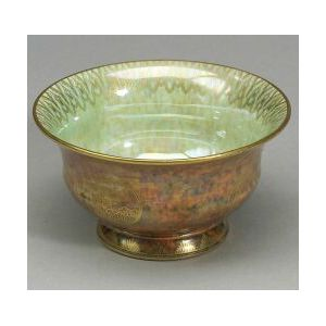 Wedgwood Butterfly Lustre Nut Bowl