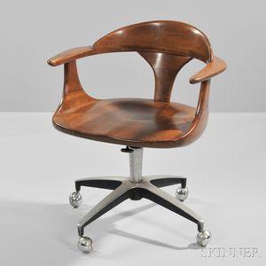 Heywood Wakefield Office Chair