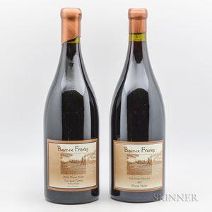 Beaux Freres Upper Terrace Pinot Noir, 2 double magnums