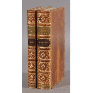 Illustrated Books, Four Volumes: