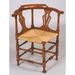 Maple Round-about Chair