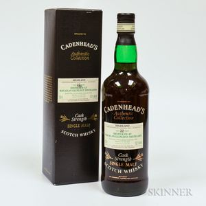 Macallan-Glenlivet 22 Years Old 1976, 1 750ml bottle (oc)