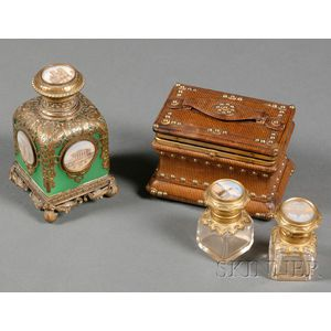 Two Grand Tour Perfume Sets